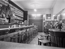 Interior Bar Ramón