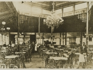Interior de La Pajarera