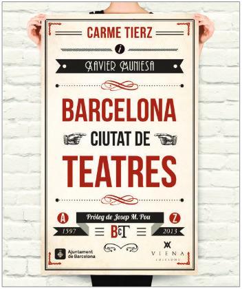 Barcelona, ciutat de teatres