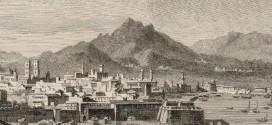 Vista del Port i la muralla