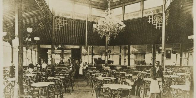 """Gran Café del siglo XX, conegut com """"La Pajarera"""""""